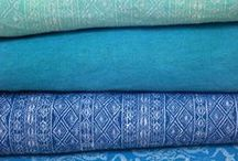 Blue / Colour of meditation