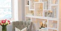 Interior decoration / Idee e arredamento per la casa
