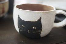 Ceramics & Glass / Beautiful ceramic, pottery and glass items