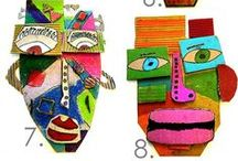 Paper Goods / Cards, papier mache and other items made from paper