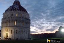 Italia Medievale / Un fantastico viaggio nell'arte, nela storia, negli eventi del Medioevo. A cura dell'Associazione Italia Medievale.