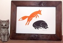Delightful Dogs - Folksy Finds / Canine related arts and crafts from the makers on Folksy.com