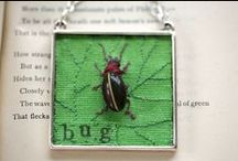 Love Your Insects! Folksy Finds / Gorgeous handmade pieces from the talented designer-makers at Folksy.com