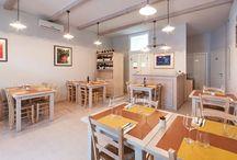 Food and drink shop / Osterie trattorie birrerie gastronomie pasticcerie gelaterie e caffè a Pescara e non.