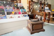 Leisure shop / Music and book shop in Pescara and elsewhere