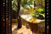 British Colonial / Tropical Style / by Princesse H