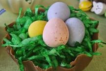 Easter (Group Board) / Recipes and Crafts for Easter.  If you are a Food Blogger and you would like to be added to this board, just follow this board and send me a message.