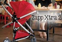 Quinny Zapp Xtra2 / Compact, lightweight and comfortable, the Zapp Xtra 2 ticks all the boxes.The foldable seat makes the Zapp Xtra 2 even more versatile.