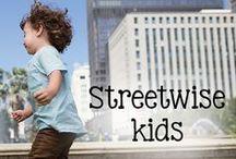 Streetwise kids
