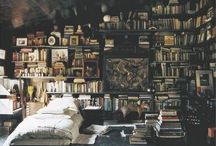 Places for books