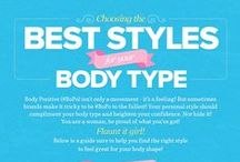 Your Fashion Body Type / Knowing your body type is essential for choosing clothes that flatters your body shape and show off your assets. DIY Body shape analysis @ www.awesome-stuff-i-like.siterubix.com
