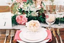 Summer Romance at Homestead Manor / Photos: Jenna Henderson | Venue and Catering: Homestead Manor | Floral: Enchanted Florist | Decor: Southern Events | Papers: Designs in Paper | Lighting: Bright Event Productions | Bakery: Triple Crown Bakery | Draping: Visual Elements