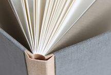 Bookbinding / bookbinding Hand made Creative printing