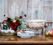 Winter Reds at Homestead Manor / Homestead Manor   Freestone Photography   Kennedy Occasions