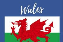 UK:  Wales / Places to see and things to do in Wales.