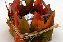 """Autumn """"Fall"""" Vendor Displays / Vendor ideas for Autumn Events.  Spice up your display to draw attention to your business."""