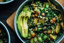 Salads / Vegan   Plant-based