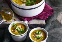 Soups & Snacks / Vegan   Plant-based