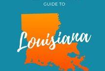 USA:  Louisiana