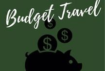 Budget Travel Tips / Tips to help reduce your expenses when traveling