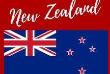 New Zealand / Destinations in New Zealand