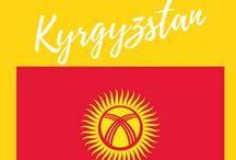 Kyrgyzstan / Destinations in Kyrgystan