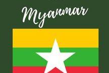 Myanmar / Destinations in Myanmar