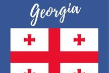 Georgia / Destinations in Georgia (the country, not the state)