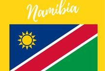 Namibia / Destinations in Namibia