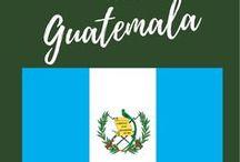 Guatemala / Destinations in Guatemala