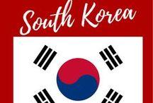 South Korea / Destinations in South Korea