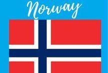 Norway / Destinations in the Scandinavian country of Norway