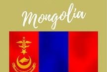 Mongolia / Destinations and tips for travel in Mongolia.