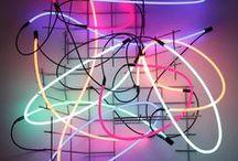 Neon / Sign - Neon - Colour Inspiration