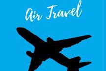Air Travel / Tips and useful information on traveling by air.