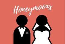 Honeymoon Travel / Travel destinations and inspiration for honeymoon trips.