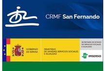 Web CRMF-IMSERSO / Página oficial  CRMF- IMSERSO San Fernando y otros #CentrosImserso http://www.crmfsanfernando.es/crmfsanfernando_01/index.htm