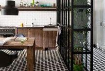 KITCHENS / my favorite kitchens