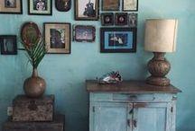 FLINT  &  KENT  BLUES / aqua, truqoise,teal   design inspiration board