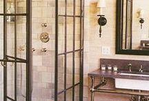 BATHROOMS / inspiring bathroom design