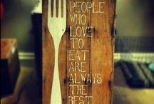 All I need is... FOOD :)