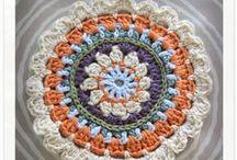 Crochet ✿ Ganchillo @ Crafteina / A collection of beautiful crochet patterns and inspiration curated by Crafteina ✿ Una colección de preciosos patrones para ganchillo e inspiración, recopilada por Crafteina
