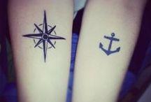Tattooed ! / by Sara Allen
