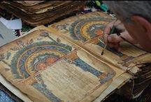 Manuscritos Iluminados ✿ Illuminated manuscripts @ Crafteina