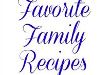 Favorite Family Recipes Virtual Recipe Swap / #favoritefamilyrecipes Virtual Recipe Swap Hosted By @thefoodette & @topnotchmomblog