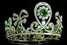 Emerald Tiaras