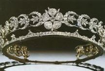 Diamond Nature Tiaras