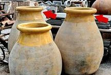 GARDEN - Olive oil jares