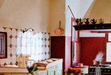 Kitchen majolica tiles / from recuperando.com The world's largest tiles selection hand made