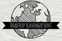 Scavenger Hunt Ideas / Scavenger hunts are so much fun!  I loved doing them as a child and think they are one of many great kids activities ideas.  Scavenger Hunt Ideas, Scavenger Hunt Clues, and